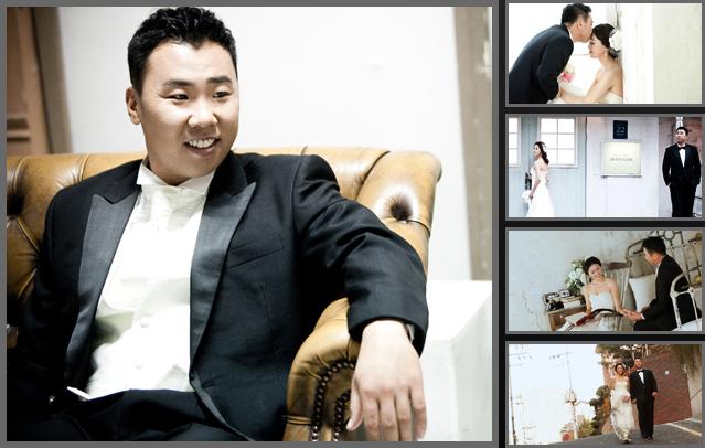 이범호&김윤미커플 커플 리허설(스튜디오촬영 영상)